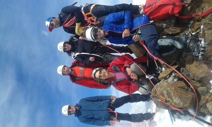 Haute montagne : le Vignemale (3298m) les 2 et 3 juin 2018.