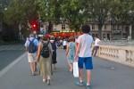 Paris au mois d'août